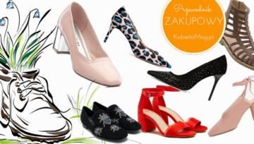 Modne buty wiosna 2018: zobacz propozycje popularnych sieciówek i platform zakupowych