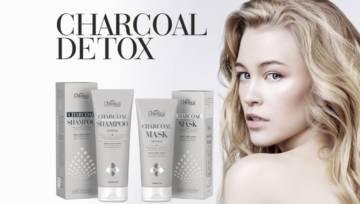 Wiosenny detoks dla włosów z kosmetykami węglowymi marki L'biotica