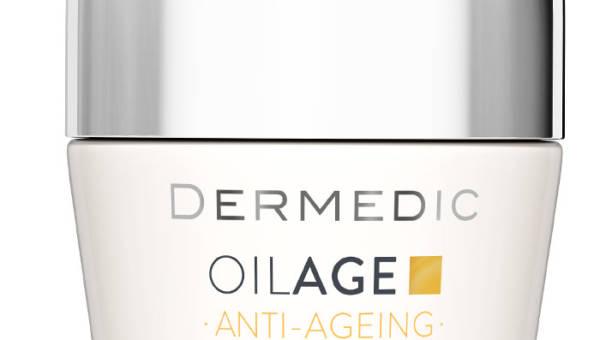 Dermedic OILAGE, Odżywczy krem na dzień przywracający gęstość skóry