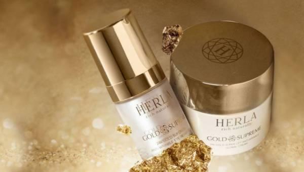 Herla Gold Supreme – złota seria odmładzająca