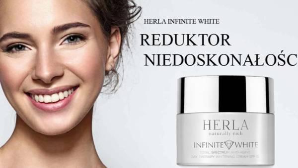 Herla Infinite White – pożegnaj przebarwienia