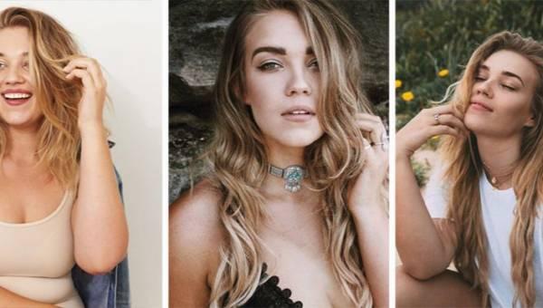 Kolejna modelka plus size podbija świat mody! Kim jest Kate Wasley?
