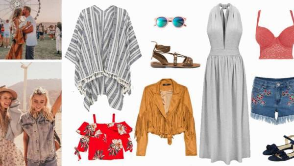 Moda festiwalowa: zobacz najciekawsze trendy z tegorocznego festiwalu Coachella!
