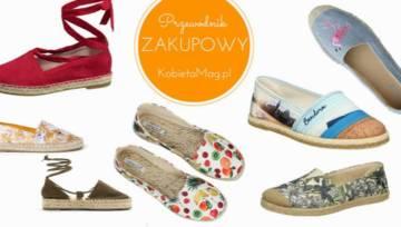 Przewodnik zakupowy: modne espadryle na wiosnę 2018 – przegląd z sieciówek!