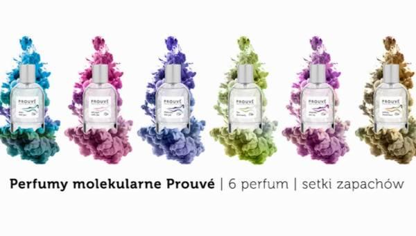 Perfumy molekularne Prouvé – 6 perfum, mnóstwo zapachów!