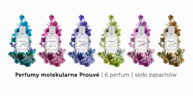 perfumy molekularne