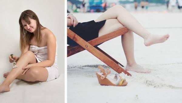 Podrażnienie po depilacji. Jak usunąć krostki na nogach po goleniu?