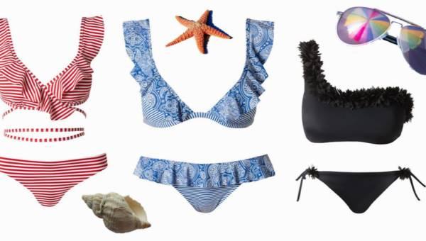 Stroje kąpielowe Calzedonia 2018 – zobacz najnowsze modele na lato!
