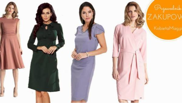 Sukienki na komunię dla mamy – 15 TOP propozycji na eleganckie kreacje
