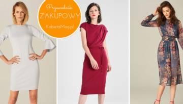 Sukienka na komunię dla mamy – 15 TOP propozycji na eleganckie kreacje