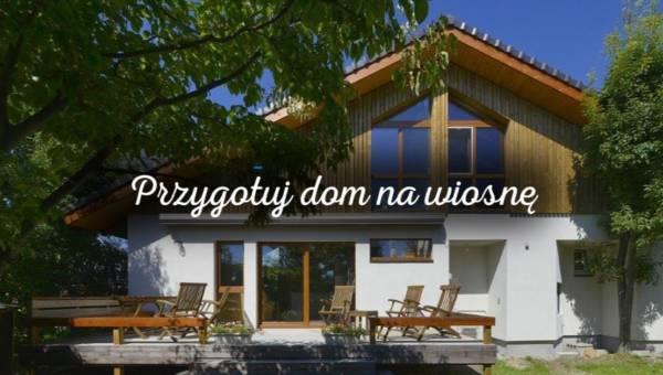 Powiew wiosny w Twoim domu – przygotuj dom na wiosenne dni!