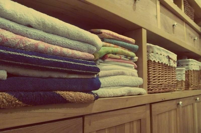 10 sposobów na ładny zapach w szafie