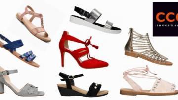 Buty CCC na lato 2018 – oto najładniejsze sandały na lato!