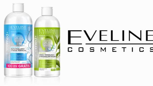 Nowość Eveline Cosmetics: Facemed+ Korean JEJU Island Minerals