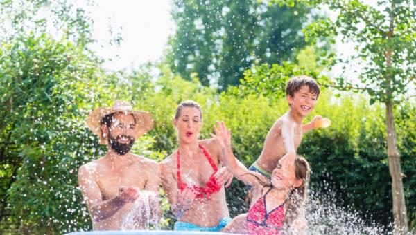Baseny ogrodowe – wybierz idealny dla siebie i swojej rodziny