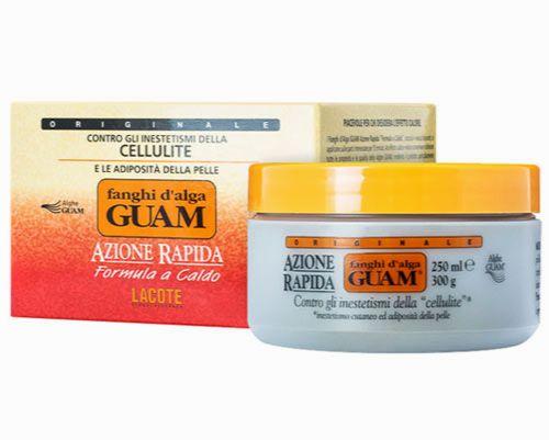 GUAM, Intensywny koncentrat wyszczuplający wrapping
