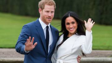 Ślub księcia Harry'ego i Meghan Markle. Garść ciekawostek!