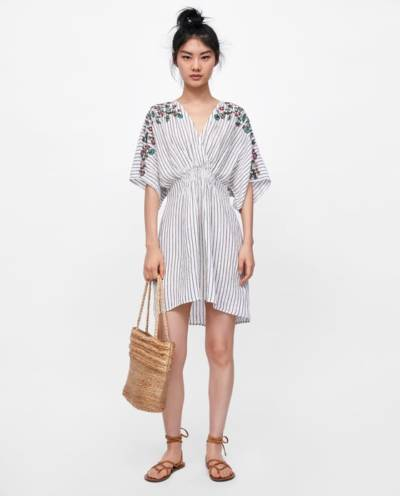 Sukienki na lato 2018.