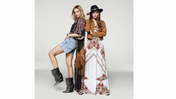 Styl country. Moda na Dziki Zachód powraca!