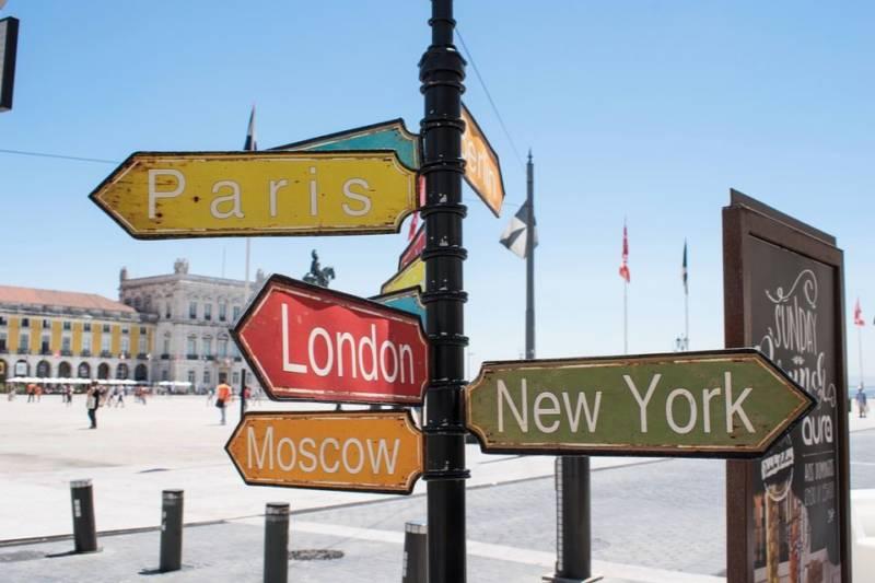 Europejskie miasta idealne na weekend.