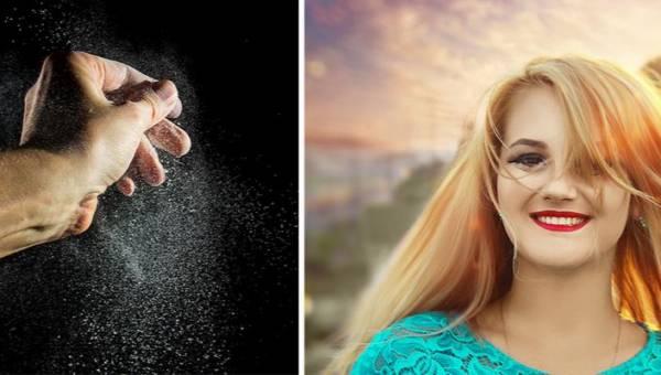 Puder do włosów – piękna fryzura w kilka minut