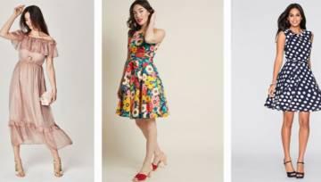 Sukienki na lato 2018: 3 TOP trendy