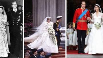 Zaskakujące tradycje ślubne brytyjskiej rodziny królewskiej