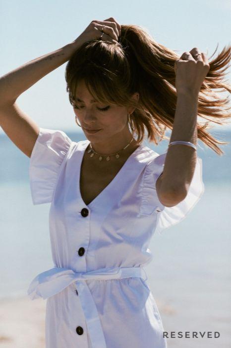 Brigitte Bardot inspiracją dla Reserved. Zobaczcie nową kolekcję!
