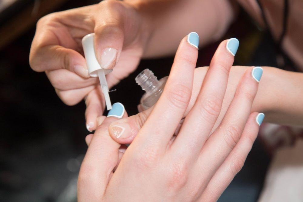 manicure na lato 2018