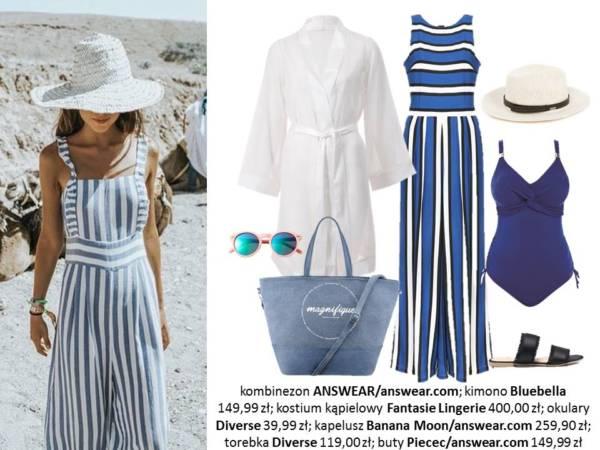 Moda plażowa 2018