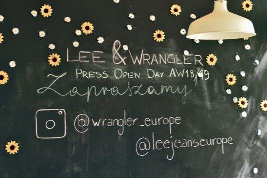 Pokaz nowych kolekcji Wrangler i Lee: FW18