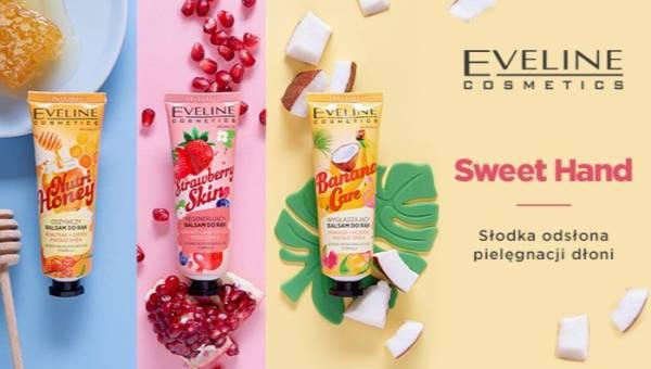 Słodka nowość! Owocowe balsamy do rąk Eveline Cosmetics