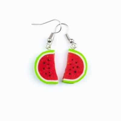 biżuteria z owocami