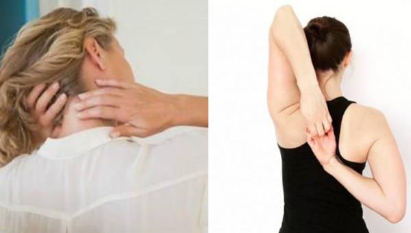 3 ćwiczenia na ból karku i głowy na krótką przerwę w pracy