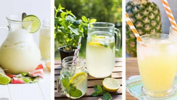 Domowa lemoniada. 7 pomysłów na orzeźwiające napoje!
