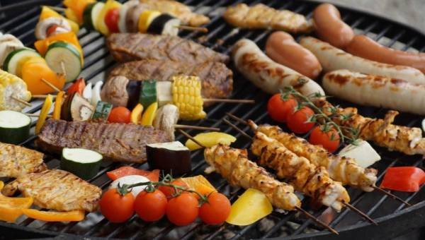 2 dietetyczne przepisy na grilla