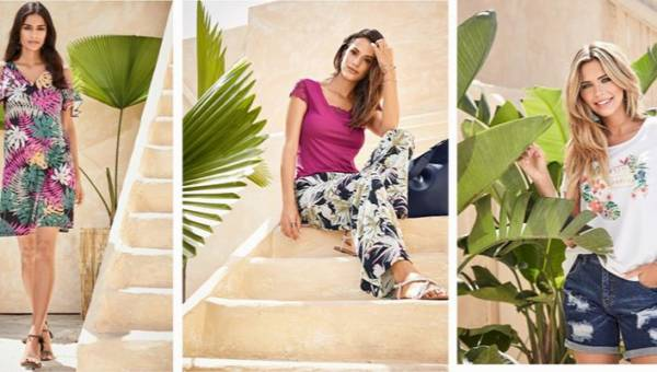 Jungle prints w bonprix. Egzotyczny look na lato!