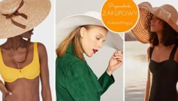 Przewodnik zakupowy: najładniejsze kapelusze na plażę
