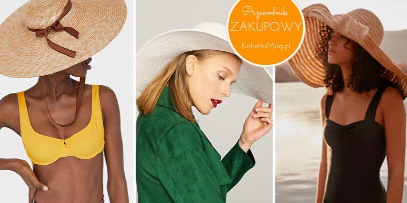 kapelusze na plażę