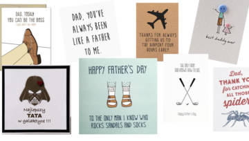 Najzabawniejsze kartki na Dzień Ojca – podaruj Tacie uśmiech!