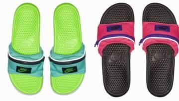 Klapki z nerką – największy hit czy kit letnich projektów Nike?