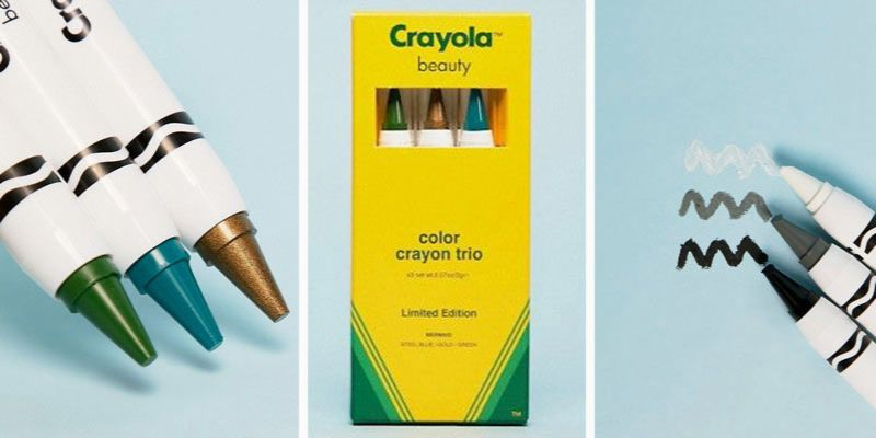 kredki Crayola