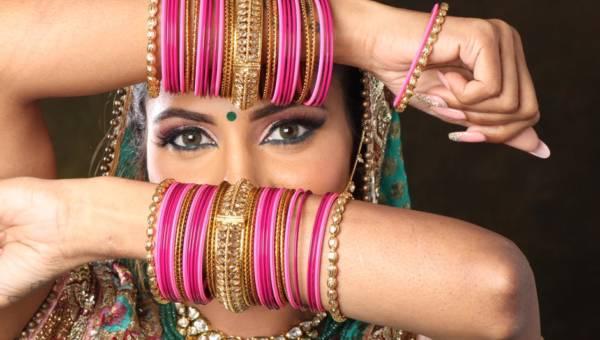 Sekrety piękna Hindusek. Kosmetyki indyjskie DIY