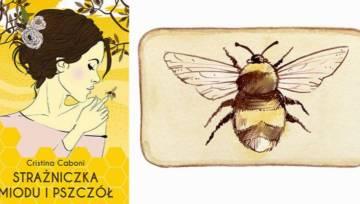 """""""Strażniczka miodu i pszczół"""" – nowa książka Cristiny Caboni pełna włoskich emocji!"""