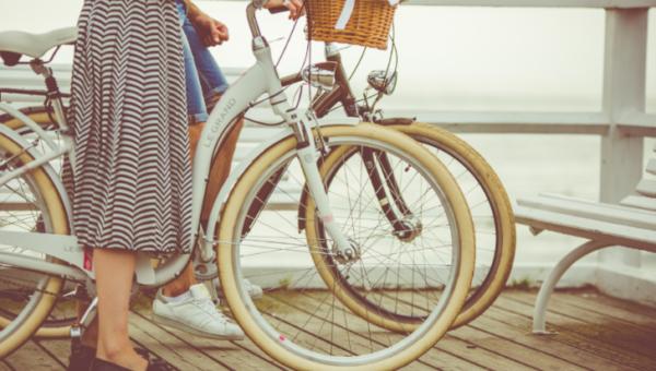 Cycle Chic. Z klasą na rowerze do pracy