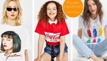 Przewodnik zakupowy: najmodniejsze t shirty na lato 2018!