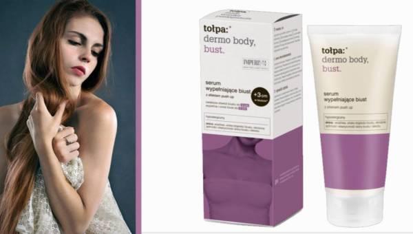 tołpa, serum wypełniające biust – naturalna pomoc dla Twoich piersi