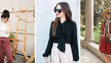 Ubrania z kokardą. Zobacz, jak nosić ten modny trend!