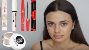 Letnie nowości BELL HYPOAllergenic – perfekcyjny makijaż oka w stylu nude