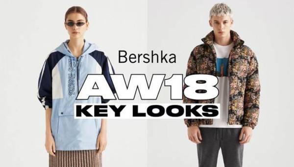 Bershka The Key Looks AW18. Sprawdźcie, co marka szykuje na jesień!